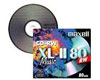 CD-RW XL II Audio Pro 80min, en jewelcase