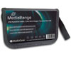 MediaRange Flashdrive wallet for 6 USB Stick and 3 SD memory cards, black
