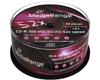 MediaRange CD-R imprimable, 52x, 50 pi�ces en cake box