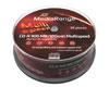 MediaRange CD-R 100mn 900Mo, 25 pièces en cake box