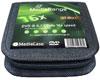 DVD-R 16x certifié, 25 pièces en portefeuille