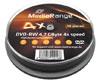 MediaRange DVD-RW 4x certifié, 10 pièces en cakebox
