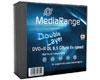 DVD+R double couche 8.5 Go 8X, 5 pièces en slimcase