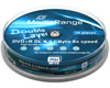 DVD+R Dual Layer 8.5 GB 8x, cake 10