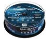 MediaRange DVD+R double couche 8.5 Go imprimable 8x, 25 pièces en cake box