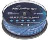 MediaRange BD-R Blu-ray 25 GB 4x, cake 25
