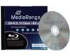MediaRange BD-R DL Blu-ray 50 Go 6x, en jewelcase