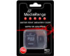 MediaRange Micro SD Card 2 GB, with adapter SD