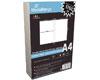 MediaRange Jaquette pour boîtier DVD standard 14 mm, 50 pièces