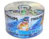 CD-R 52x, 50 pièces en shrink