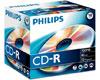 Philips CD-R 52x, 10 pièces en jewelcase