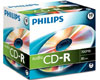 Philips CD-R audio, 10 pièces en jewelcase