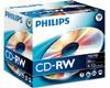 Philips CD-RW 4-12x, jewelcase 10