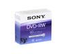 DVD-RW 8cm 2X double face 2.8Go, 5 pièces en mini-jewelcase