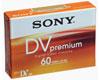 Sony Cassette vierge Mini-DV 60 min, 1 pièce