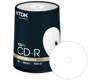 TDK CD-R 52x printable, cake 100