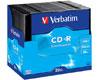 CD-R Extra Protection, 52x, 20 pièces en slimcase