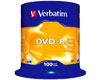Verbatim DVD-R 4.7GB 16xsd ADVANCEDAZO 100er cake