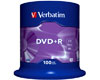 Verbatim DVD+R Advanced AZO Plus, 16x, 100 pièces en cake box